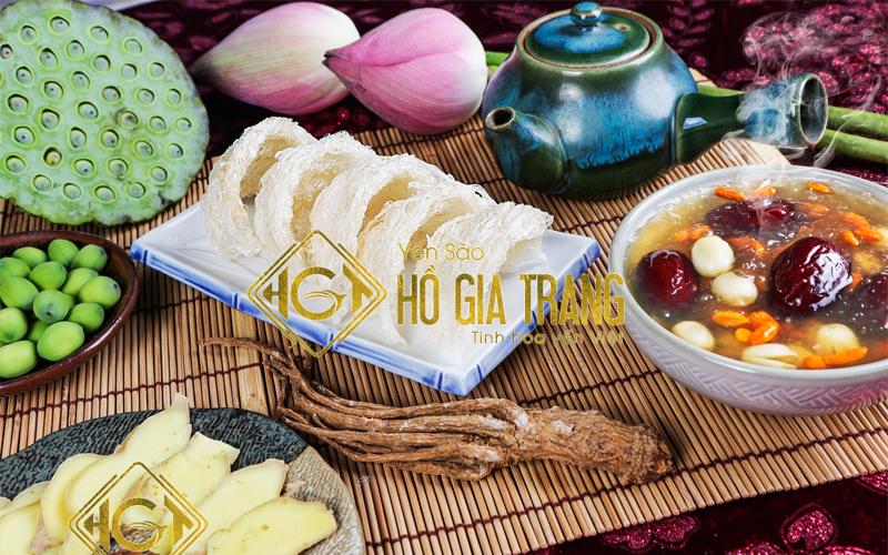 Tổ Yến Hồ Gia Trang - Tinh Hoa Yến Việt