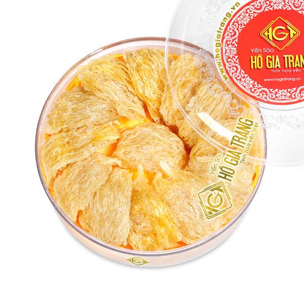 Hồng yến sơ chế ( hộp 100 gr ) - Yến Sào Hồ Gia Trang