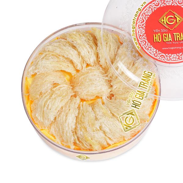Hồng yến tinh chế ( hộp 100 gr ) - Yến Sào Hồ Gia Trang