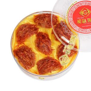 Huyết yến tinh chế ( hộp 50 gr ) - Yến Sào Hồ Gia Trang