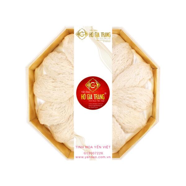 Yến trắng sơ chế ( hộp 100 gr ) - Yến Sào Hồ Gia Trang